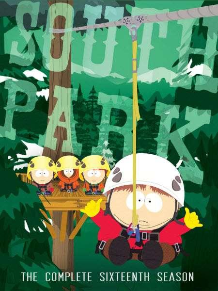 South Park Season 16 720p BluRay x264-DEMAND