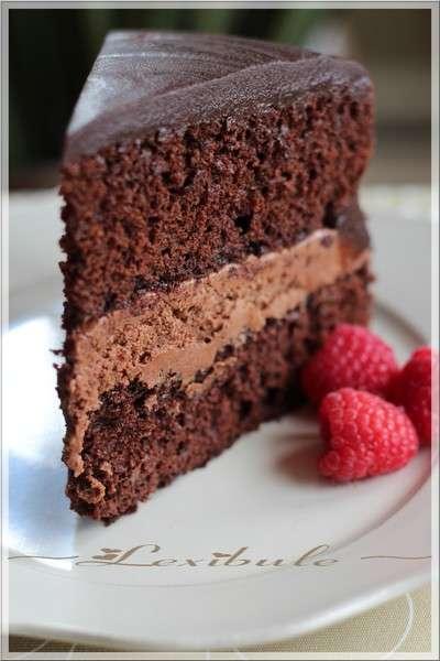 Creme pour gateau chocolat
