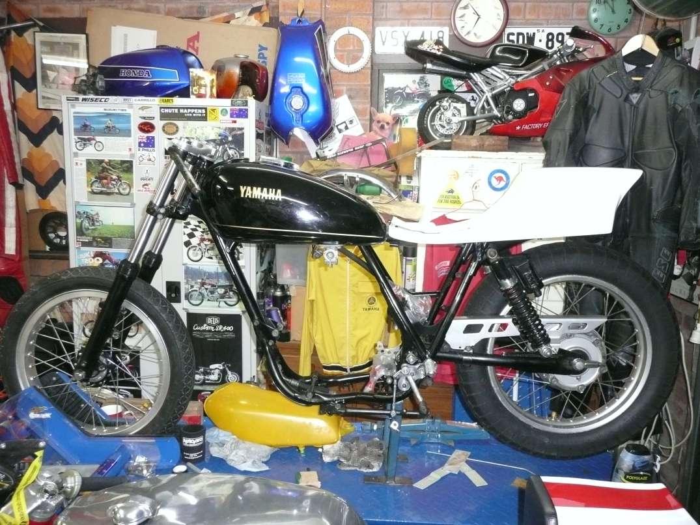 Yamaha Srtank