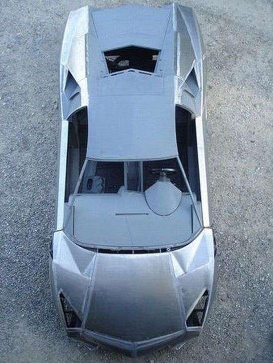 95919 - Convertir de Pontiac a Lamborghini Reventon