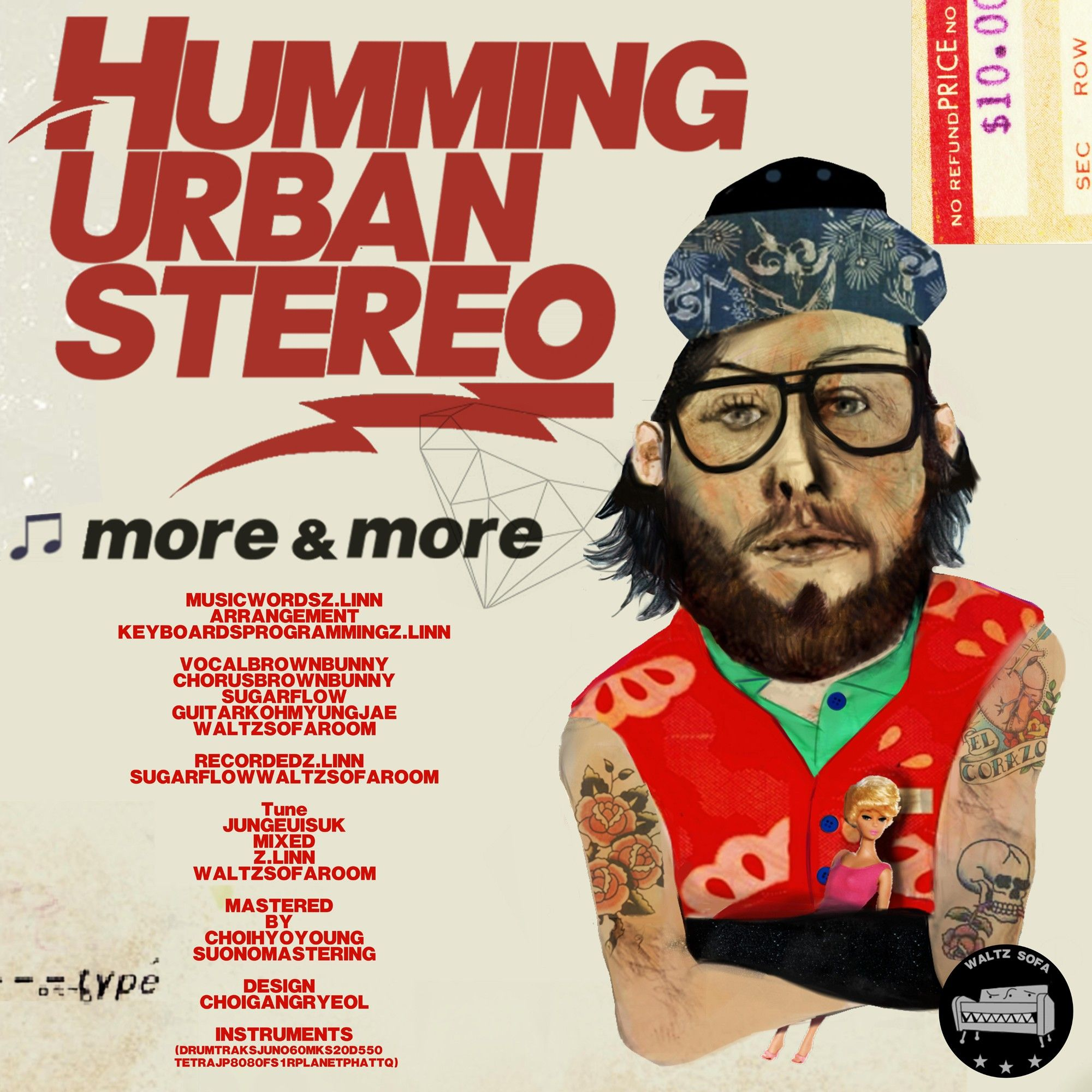 (Single) Humming Urban Stereo - more & more