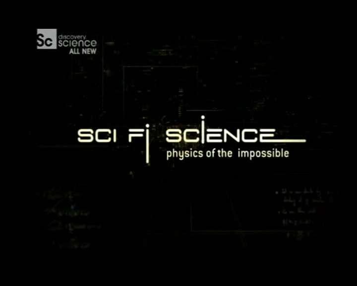 Discovery Channel - Bilim Kurgudaki Bilim Boxset 24 Bölüm DVBRIP Türkçe Dublaj
